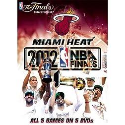Miami Heat: 2012 NBA Finals Series (Collector's Edition)