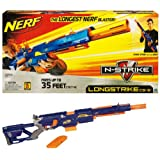 Nerf N-Strike Longstrike CS-6 Dart Blaster ~ Nerf