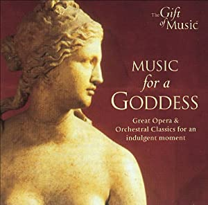 Music For A Goddess from The Gift of Music