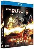 echange, troc Ghost Rider + Ghost Rider 2 : L'esprit de vengeance [Blu-ray]