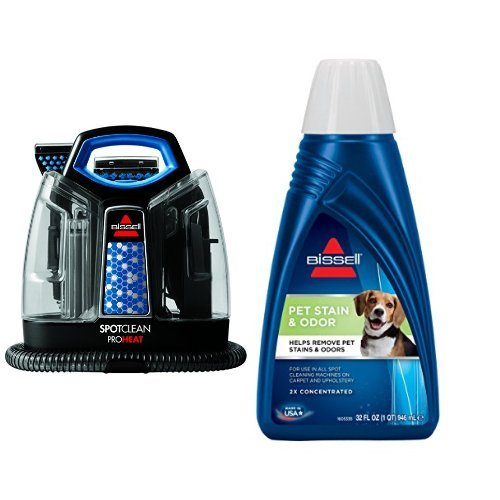 pet-stain-remover-bundle-spotclean-proheat-portable-spot-cleaner-bissell-2x-pet-stain-and-odor-porta