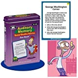 Auditory Memory Social Studies Stories Fun Deck Cards Super Duper Educational Learning Toy For Kids