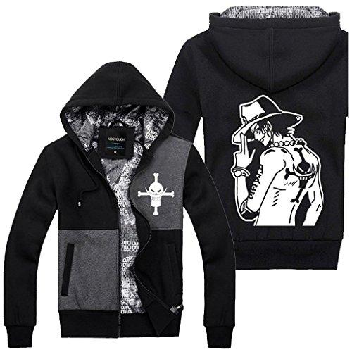 one-piece-kapuzenjacke-portgas-d-ace-hoodie-anime-kapuzenpullover-pulli-schwarz-xl