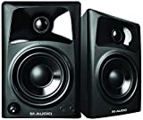 M-Audio AV32   Active Compact Desktop Reference Monitor Speakers for Professional Media Creation - Pair