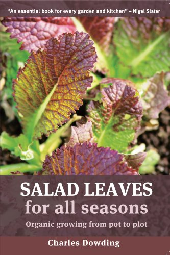 Charles Dowding - Salad Leaves