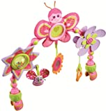 Tiny Love Take-Along Arch, Flexible arch with angle adjustment, Color: Princess Butterfly