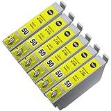 エプソン汎用インク ICY50対応汎用インク イエロー6本