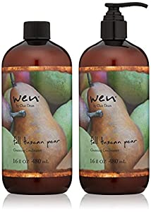 WEN by Chaz Dean Fall Tuscan Pear Cleansing Conditioner Duo, 32 fl. oz.