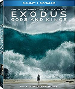 Exodus: Gods & Kings [Blu-ray] from 20th Century Fox