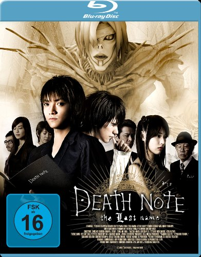 Death Note - The Last Name [Blu-ray]