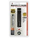 Maglite XL200 LED Flashlight, Black