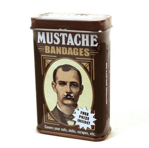 Accoutrements Mustache Bandages front-591460