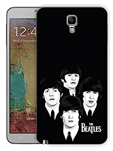 "Humor Gang Minimalistic Beatles Rock Printed Designer Mobile Back Cover For ""Samsung Galaxy Note 3"" (3D, Matte, Premium Quality Snap On Case)"