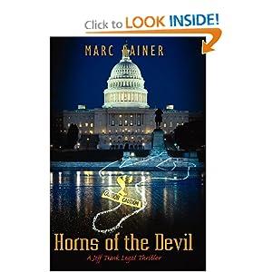 Download ebook Horns of the Devil: A Jeff Trask Legal Thriller