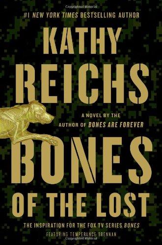 Image of Bones of the Lost: A Temperance Brennan Novel