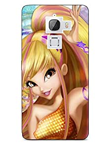 LeEco Le Max Mobile Case Back Cover for Girls GR(30)LEM