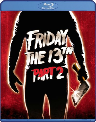 Cover art for  Friday the 13th, Part 2 [Blu-ray]