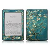 Kindle 4 skin - Van Gogh Blossoming Almond Tree - High quality precision engineered removable adhesive skin for the Amazon Kindle (4th generation Wi-Fi 6