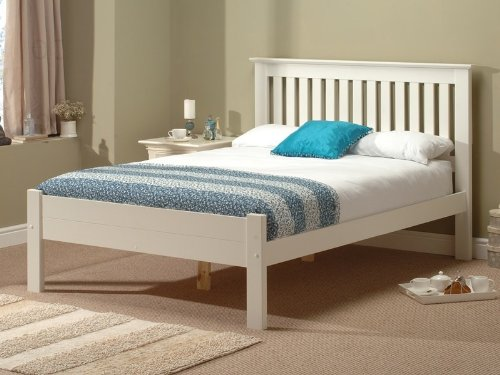 Snuggle Beds Alder White 3' Single Bed Frame