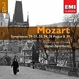 Mozart: Symphonies 29-31, 33, 34, 38 'Prague' & 39