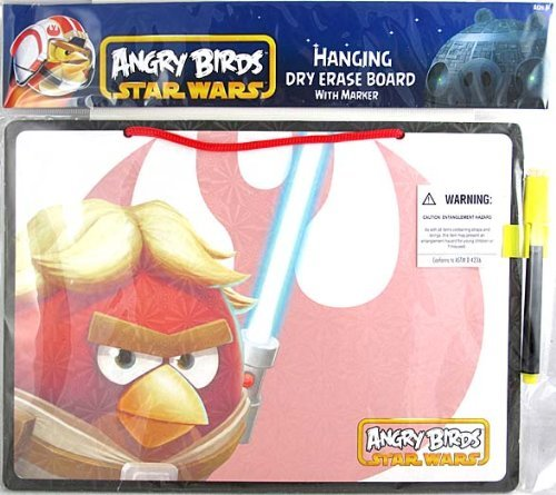 Angry Birds Star Wars Hanging Dry Erase Board - 1