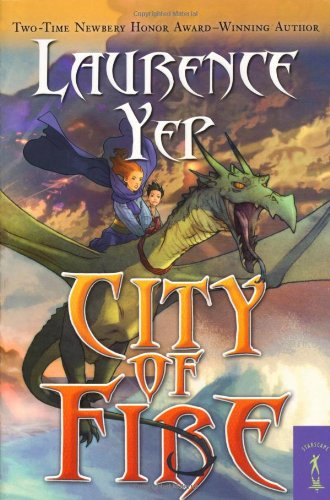 City of Fire (City Trilogy (Mass Market))