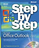 Microsoft® Office Outlook® 2007 Step by Step (Step by Step (Microsoft)) (0735623007) by Preppernau, Joan