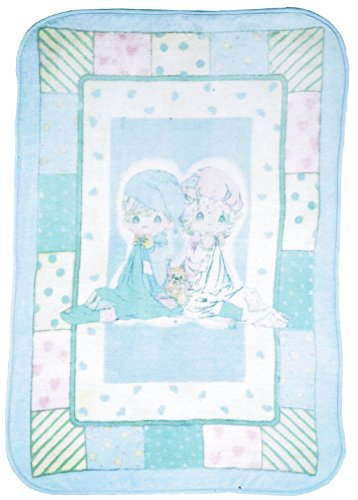 Deluxe Precious Moments Sweet Dream Plush Blanket - 1