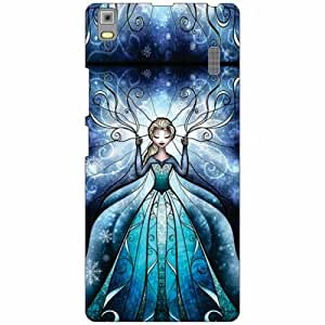 Lenovo K3 Note - PA1F0001IN Back Cover - Silicon Magic Designer Cases