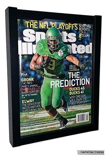 Magazine Display Case Magazine Display Frame Sports Illustrated Display (Display Case For Magazine compare prices)