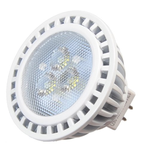 Avalon Led Bb011 5-Watt Mr16 Warm White 3000K Cree Xbd Chip 40-Degree Beam Spread Light Bulb