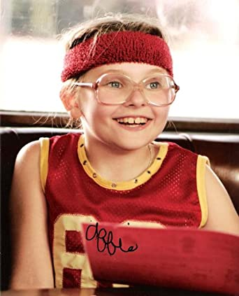 abigail breslin as olive hoover in little miss sunshine