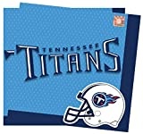 luncheon napkins - tennessee titans