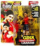 GINA CARANO ROUND 5 SERIES 4 MMA ACTION FIGURE TOY [Toy]