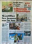 NOUVELLE REPUBLIQUE (LA) [No 14296] d...