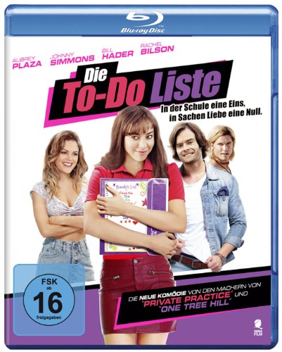 Die To-Do Liste [Blu-ray]