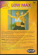 CATHe LOW MAX AEROBIC STEP WORKOUT DVD (69 MINS. 2009)