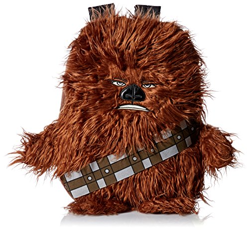 Star Wars Chewbacca 3D Plush Backpack