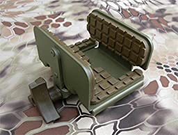 Shadow Tech LLC, P.I.G. Saddle| Color| OD Green w/ Patriot Brown Pads