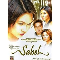 Sabel -Philippines Filipino Tagalog DVD Movie