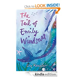Kindle Book Bargains: The Tail of Emily Windsnap, by Liz Kessler (Author), Sarah Gibb (Author, Illustrator). Publisher: Candlewick; Reprint edition (May 11, 2010)
