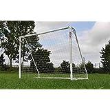 POWERSHOT® Fußballtor 3 x 2 m [WETTERFEST] mit Klicksystem
