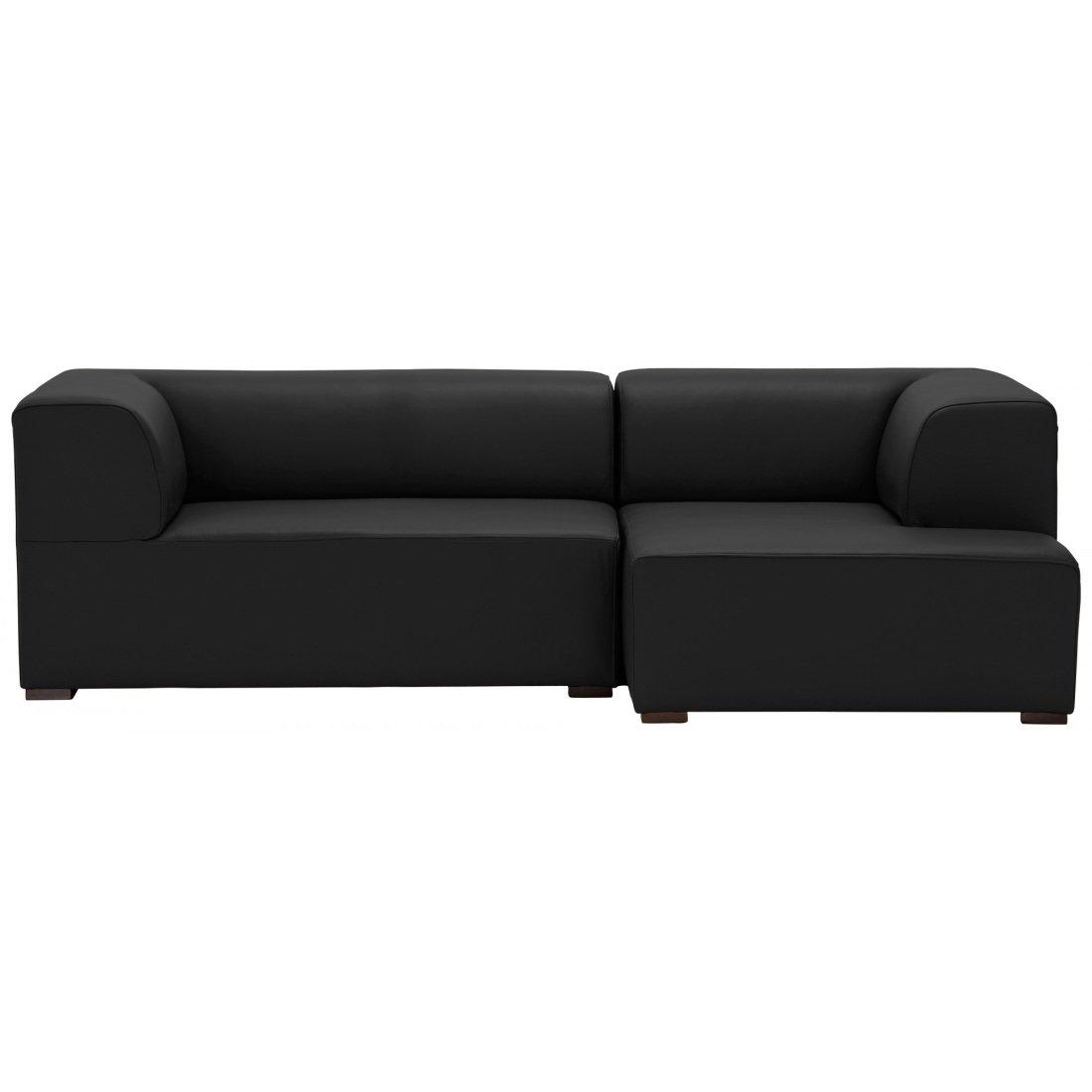 Modulares Sofa Schwarz günstig bestellen