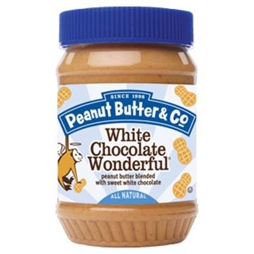 Peanut Butter While Chocolate Wonderful, 16 Ounce