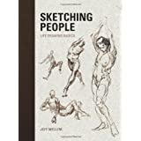 Sketching People: Life Drawing Basicsby Jeff Mellern