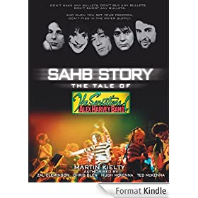 SAHB Story: The Tale of The Sensational Alex Harvey Band