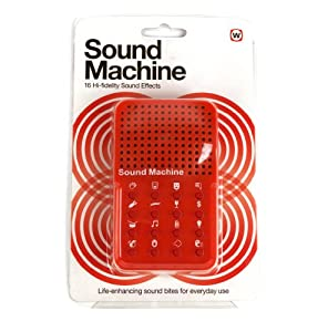 Sound Machine - 16 Hilarious Sound Effects