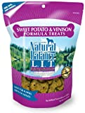 51%2B5TxbAFAL. SL160  Natural Balance Sweet Potato and Venison Dog Treats, 14 Ounce Bag
