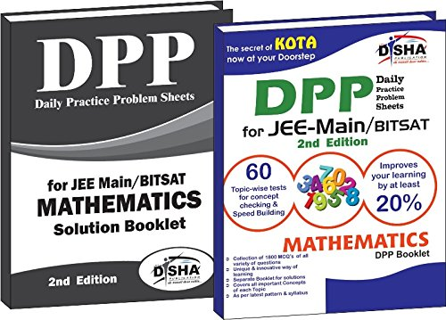 Daily Practice Problem (DPP) Sheets for JEE Main/BITSAT Mathematics