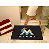 Miami Marlins MLB &quot;All-Star&quot; Floor Mat (34&quot;x45&quot;)